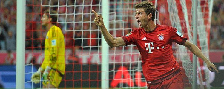 1. Bayern Hamburger