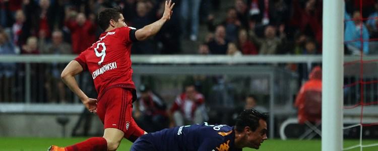 2. Bayern Wolfsburg