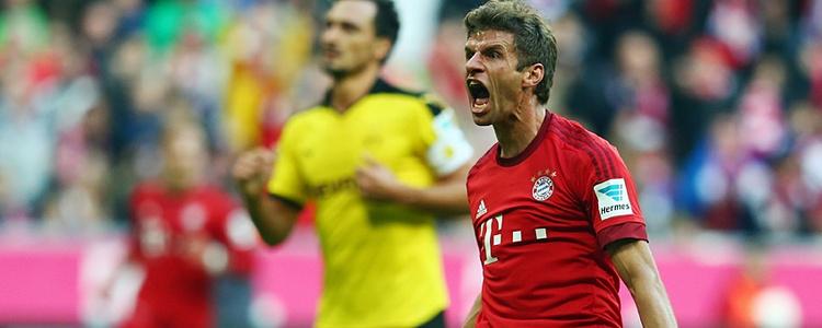 3. Bayern Dortmund
