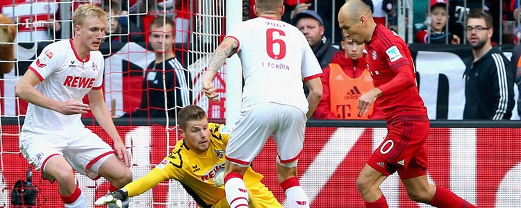 4. Bayern Cologne