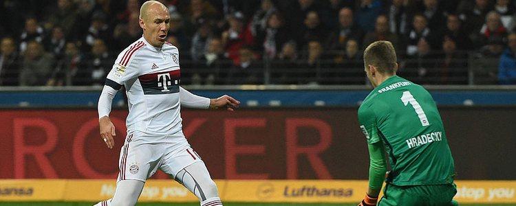 5. Eintracht Bayern