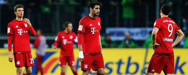 6. Gladbach Bayern