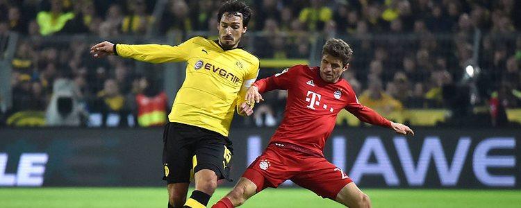 8. Dortmund Bayern