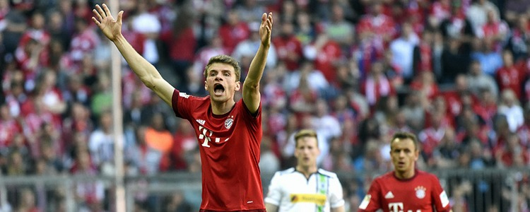 9. Bayern Gladbach