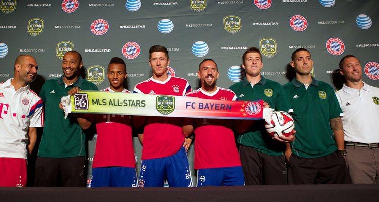 Bayern USA 2
