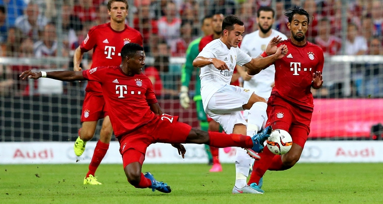 FC Bayern Muenchen v Real Madrid  - Audi Cup 2015