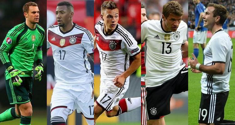 Germany EURO 2016