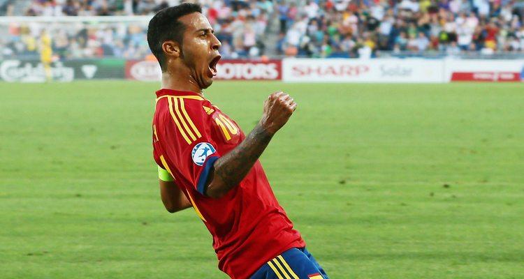 Thiago Spain
