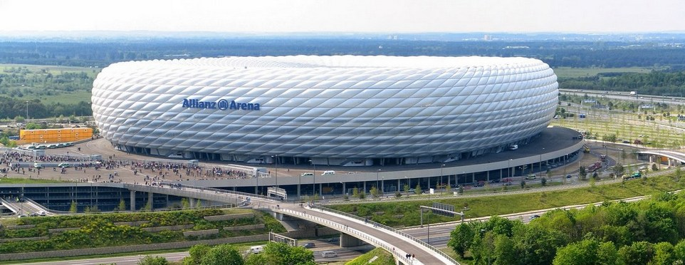 bayern munich allianz arena